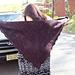 Wavy Edge Lace Shawl pattern