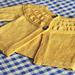 TINY Tea Leaves Cardi pattern