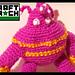 Pink Robot Battles Yoshimi pattern