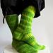 Yarrow Ribbed Sock pattern