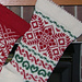 Peppermint Candy Christmas Stocking pattern