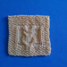 Mini Owl Washcloth pattern