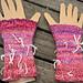 Treasured Handspun Wrist Warmers pattern