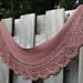 Amalia Shawl pattern