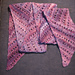 Multidirectional Lace Scarf pattern