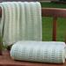 Garter Rib Baby Blanket pattern