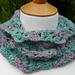 Elizabeth Crochet Cowl pattern