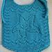 Baby Starfish Bib pattern