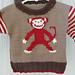 Monkey Pullover pattern
