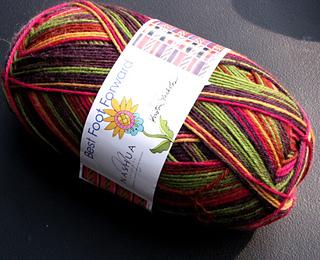 Nashua Sock 7329-2