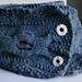 1/4 lb. Cowl pattern