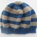 Simple Striped Hat pattern