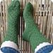 En Pointe Socks pattern