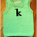 Kid's Vest pattern
