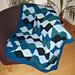 Fish Blanket pattern