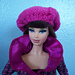 I♥Paris Beret pattern