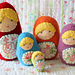 Nesting Dolls pattern
