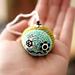 Monster Head Amigurumi Ornament pattern