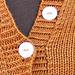Fred+Ginger Cardigan pattern