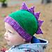 Roar, a Dinosaur Hat pattern