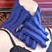 Rimply Tunisian Neckscarf pattern