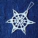 Schneeflocke II pattern