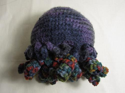 Crochet Jellyfish - One Dog Woof | 375x500