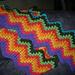 Granny Chevrons pattern