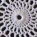 Spider Web Doily #LC1606 pattern
