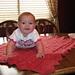 Heirloom Treasure Baby Blanket pattern
