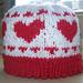 I ♥ (HEART) Babies cap pattern