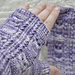 Owlie Mitts pattern