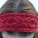 XOXO Headband pattern