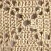 Bedspread Square pattern