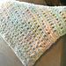 Angel Baby Blanket (Knit) pattern