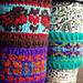 Three Colorwork Coffee Sleeves pattern