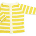 Striped Cardi pattern