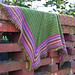 Terraced Shawl pattern