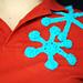 Bobble Star Embellishments pattern