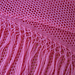 An Orenburg Honeycomb Lace Scarf to Knit pattern