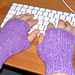 Lydia's mitts pattern