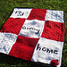 Fly Away Home Baby Blanket pattern