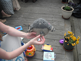 Crafting 365 Day 274: The day Pigeo met Big Pigeo!