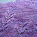 Timberland Shawl pattern