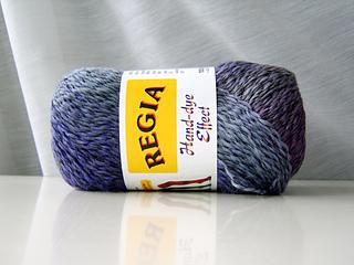 Schachenmayr nomotta Regia Hand-dye Effect - 06553, Amethyst