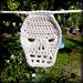 Skull Motif pattern