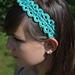 Calypso Hairband/Headband pattern