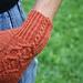 Skeleton Key Fingerless Gloves pattern