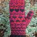 Red Velvet pattern