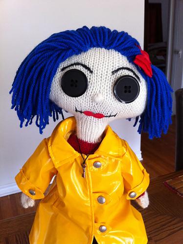 Ravelry Little Me Doll Coraline Inspired Pattern By Kimberly K Davis